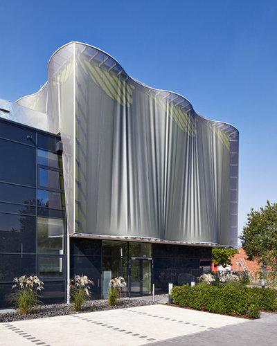 Musikschule Erftstadt, Graf Architekten GmbH, Burgthann/Fotograf Fotografen Phil