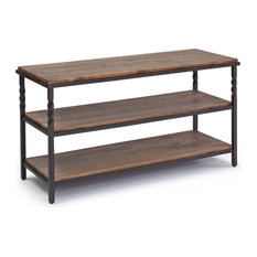 Low Console Tables Houzz