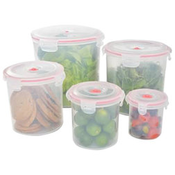 Traditional Food Storage Containers by Lasting Freshness