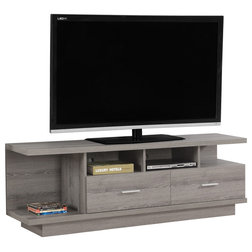 Contemporary Entertainment Centers And Tv Stands by GwG Outlet