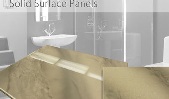 Solid surface Stone Look wall panels per sq. foot