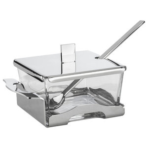 Stainless Steel Sugar/Cheese Holder