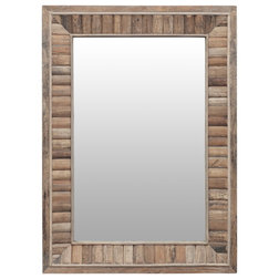 Industrial Wall Mirrors by Houzz