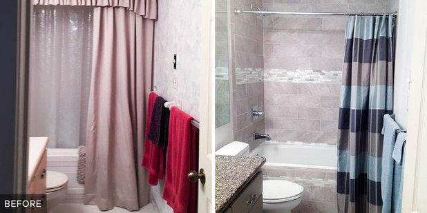 Amazing Reader Bathroom Two Bathroom Renos for in Michigan
