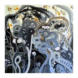 Acrylic Paint by Sarah Morrow