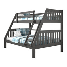 50 Most Popular Gray Bunk Beds For 2019 Houzz