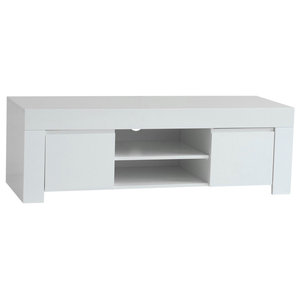 Amalia High Gloss TV Stand, 140 cm
