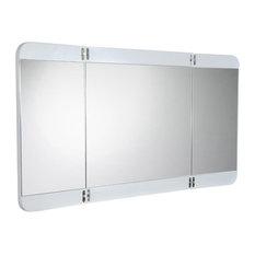 Vintage Tri Fold Mirrors