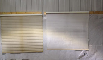 Fabric blind cleaning