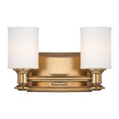 Traditional Gold Bathroom Vanity Lights Houzz