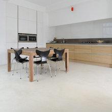 Microscreed flooring
