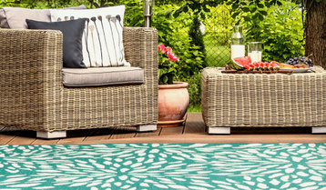 Up to 75% Off Outdoor Rugs and Doormats