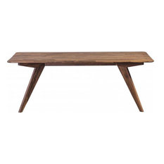 ANTENNA Dining Table Rectangular Rectangle 78-In Recycled Teak