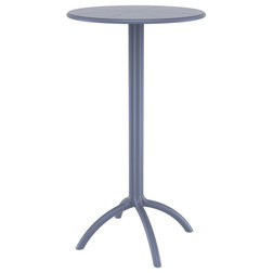 Contemporary Outdoor Pub And Bistro Tables by Compamia