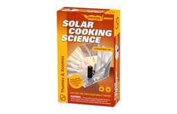 Thames and Kosmos Solar Cooking Science