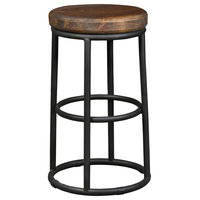 """Kendall Counter Stool, 24"""" by Kosas Home"""