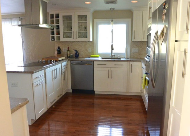 small kitchen designs images a brady bunch kitchen overhaul for less than 25 000 5452