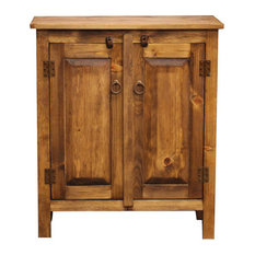 "Sol Small Rustic Vanity, 24""x20""x32"", Single Sink"