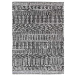 Bobohemian 8673 Agadir Amazigh Rug, Grey, 200x280 cm