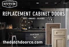 Matching cabinet door