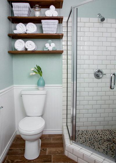 Фьюжн Ванная комната by Kathryn J. LeMaster Art & Design