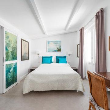 Enfasi House - Camera da letto
