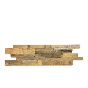 3 Sq. Ft. Reclaimed Wood Wall Panels, Barn Wood