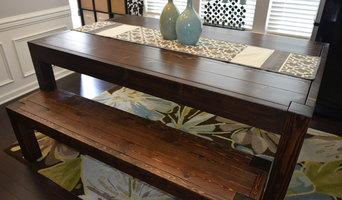 Market Square Dining Table for a Charlotte, North Carolina Customer