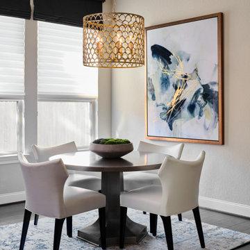 Thayer Ridge Project- Design & Furnishings
