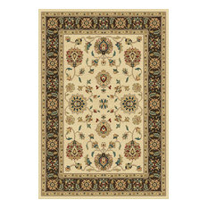 """Thayer Area Rug, Wheat/Brown, 5'x7'6"""""""
