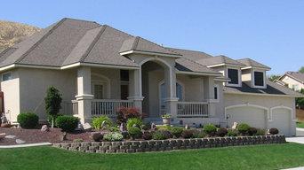 Custom Home Design with Basement