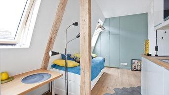 Studio Parisien 9ème arrondissement