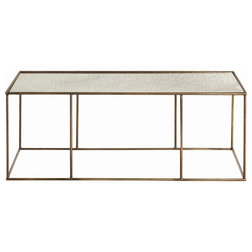 Transitional Coffee Tables by Lighting New York