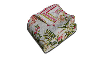Greenland Home Butterflies Accessory Throw Blanket