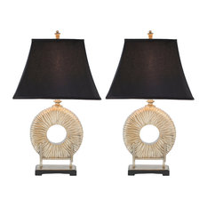 Stella Table Lamps, Set of 2