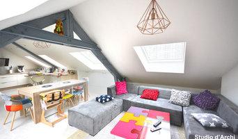 best 15 architects in paris france houzz. Black Bedroom Furniture Sets. Home Design Ideas