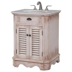 Farmhouse Bathroom Vanities And Sink Consoles by Elegant Furniture & Lighting