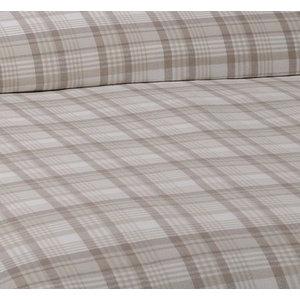 Haslingden Duvet Cover Set, Linen, Single 135x200 cm