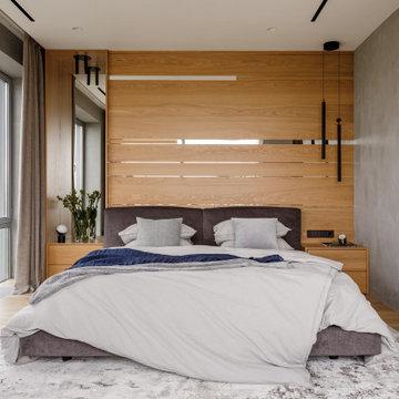 Стайлинг фотосъемки квартиры в Митино