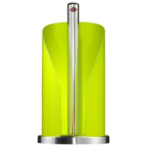 Wesco Kitchen Roll Holder, Lime Green