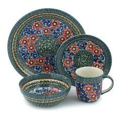 $125  sc 1 st  Houzz & Most Popular Toile Dinnerware Sets for 2018 | Houzz