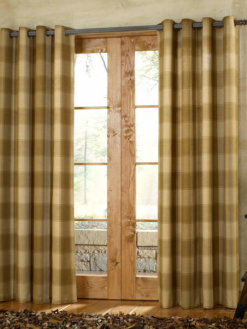 country style curtain ideas
