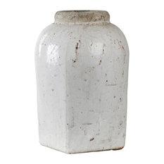 Distressed Jar, Large