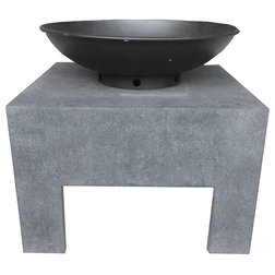 Contemporary Fire Pits by Charles Bentley & Son Ltd