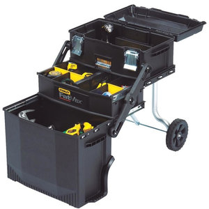 4d6e4e8e24f Stanley Fatmax Mobile Workstation 020800R. Stanley Fatmax Mobile  Workstation 020800R 102.76 · Stalwart Deluxe Mobile Workshop and Toolbox