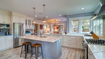 Craftsman addition and remodel