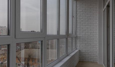 Вопрос: Как сделать форточку в пластиковом окне