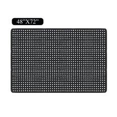 "Multi-Utility Heavy Duty Commercial/Residential Mat, 48""x72"""