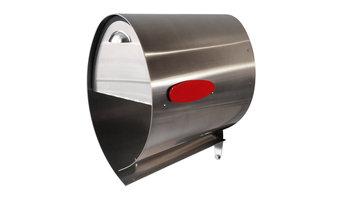 Spira PostBox Stainless Steel Mailbox
