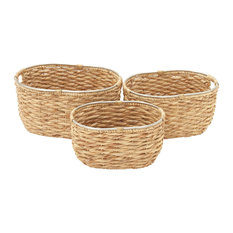Sea Grass Basket, 3-Piece Set